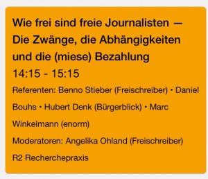 Wie frei sind freie Journalisten