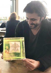 Juan Moreno mit Freischreiber Himmel-Preis 2019